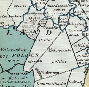 Botshol 1901
